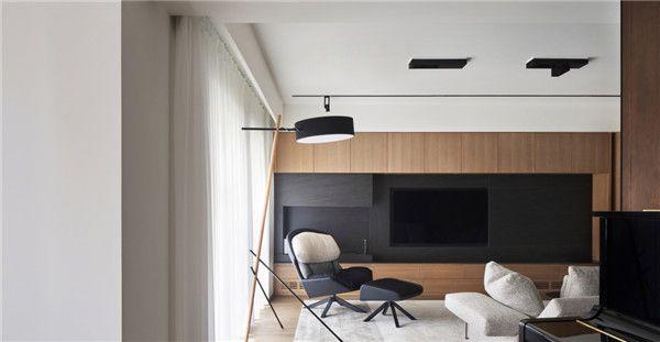 260平米四居室设计客厅效果图