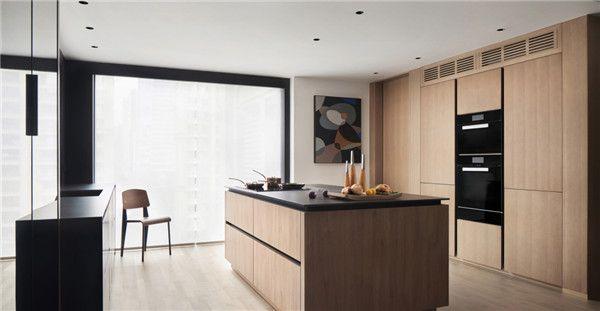 260平米四居室设计厨房效果图