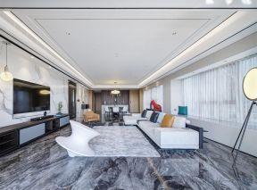 大平层客厅装修 大平层客厅装修效果图