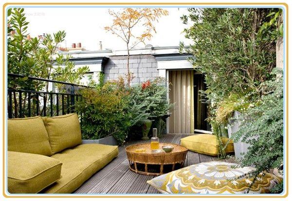 花园洋房装修设计效果图