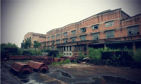 废旧厂房改造施工设计图图片