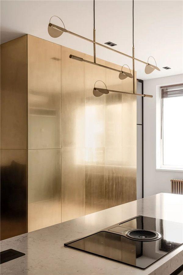 60平米小公寓设计-料理区