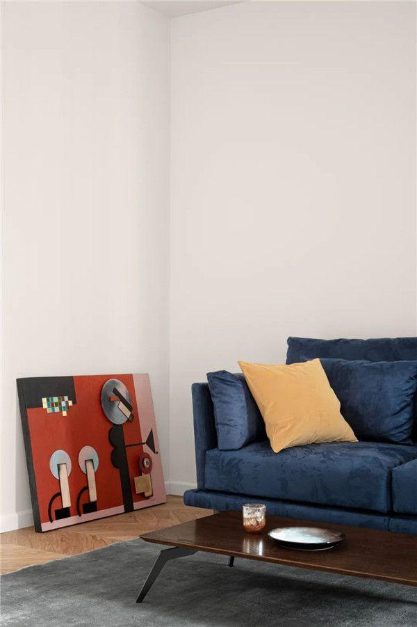 60平米小公寓设计-客厅区