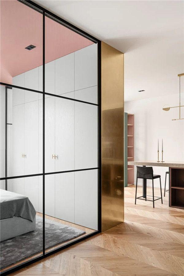 60平米小公寓设计-睡眠区