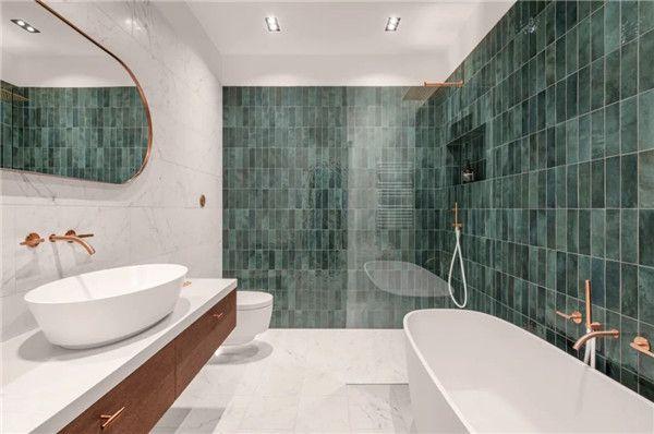 60平米小公寓设计-洗浴区
