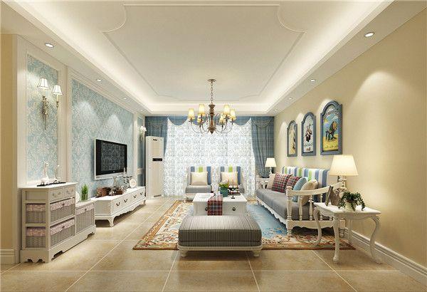 客厅设计效果图图片
