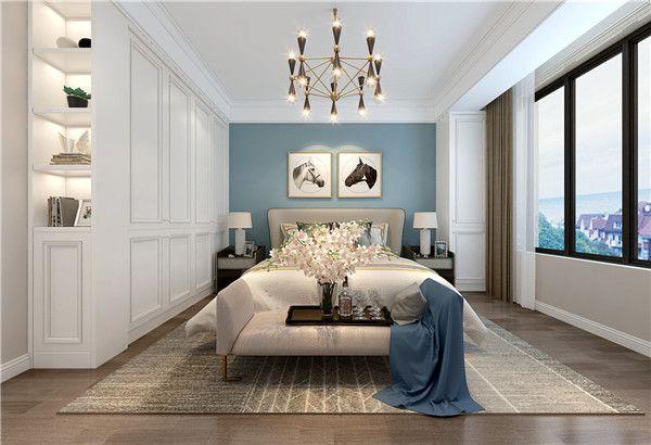 新房装修卧室软装设计图片