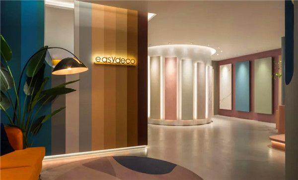 展厅入口设计效果图