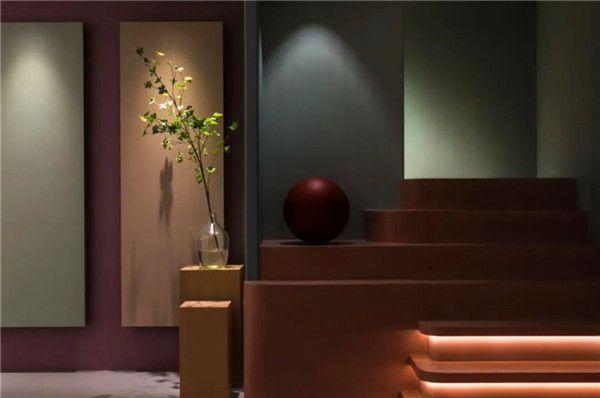 展厅色彩设计效果图