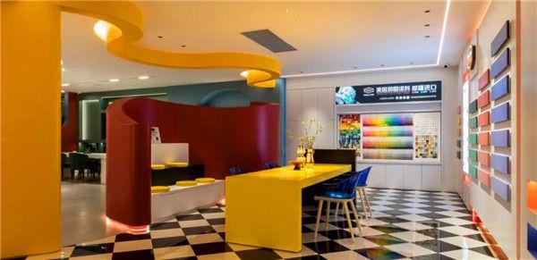 展厅独立空间设计图片