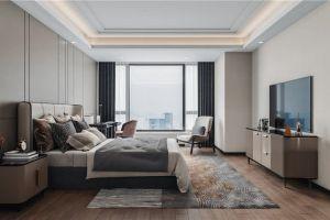 碧桂园暨阳府140平方四室现代风格装修案例