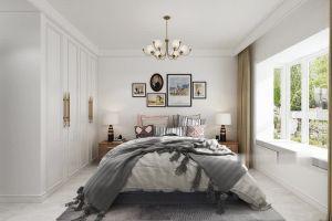 明发国际新城120平方三室现代风装修案例