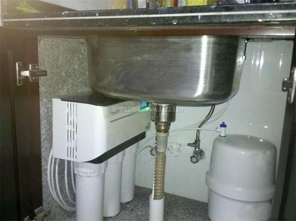 净水器安装步骤