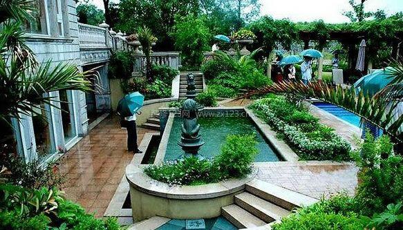 【庭院风水】庭院风水植物有哪些_庭院风水水池如何