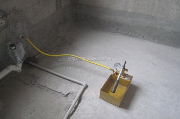 水电改造如何验收