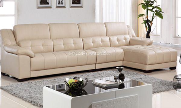 皮质沙发清洁方法