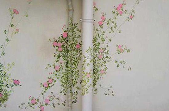 手绘墙保养方法