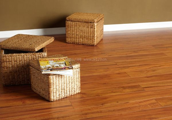 木地板保養方法