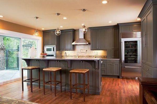 【开放式厨房吧台】开放式厨房吧台设计要点_开放式_.
