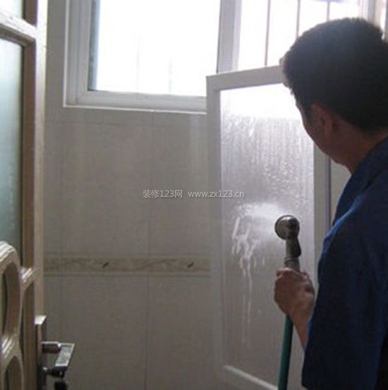 紗窗清潔小妙招