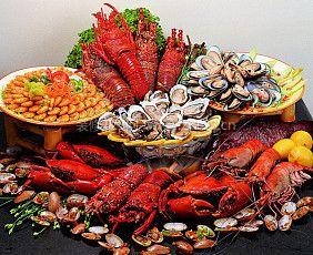 【吃海鲜】吃海鲜过敏怎么办_吃海鲜不能吃什