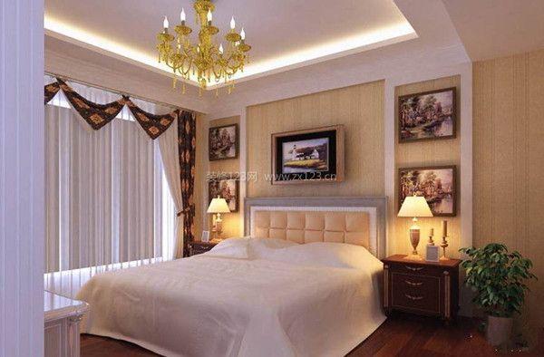 卧室天花吊顶