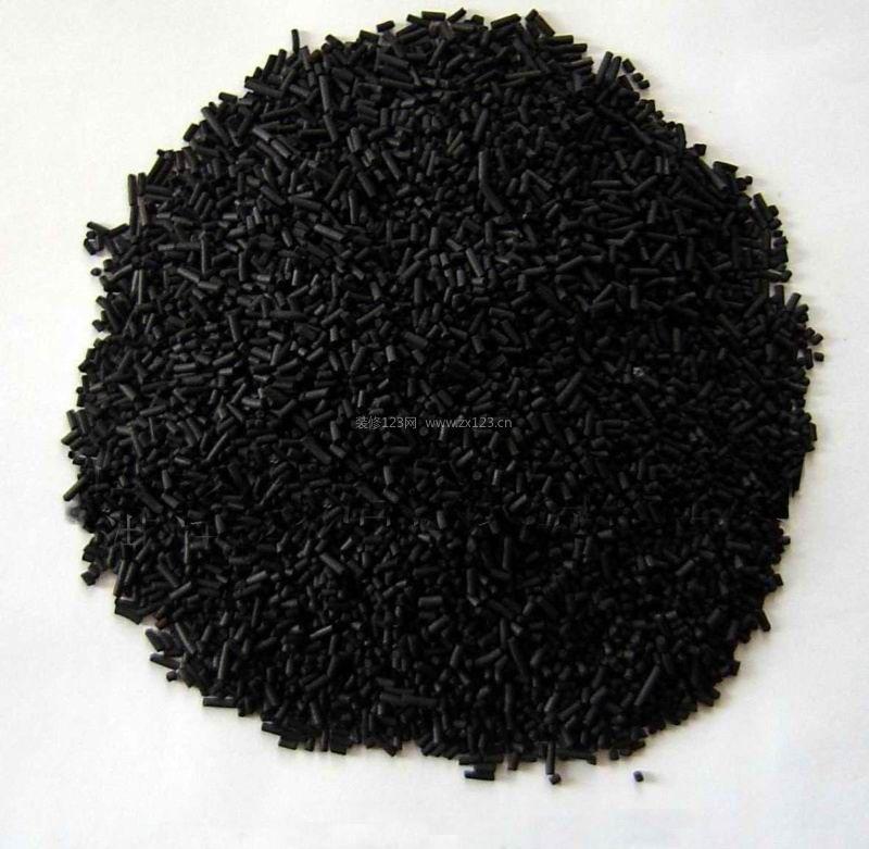 活性炭的主要成分