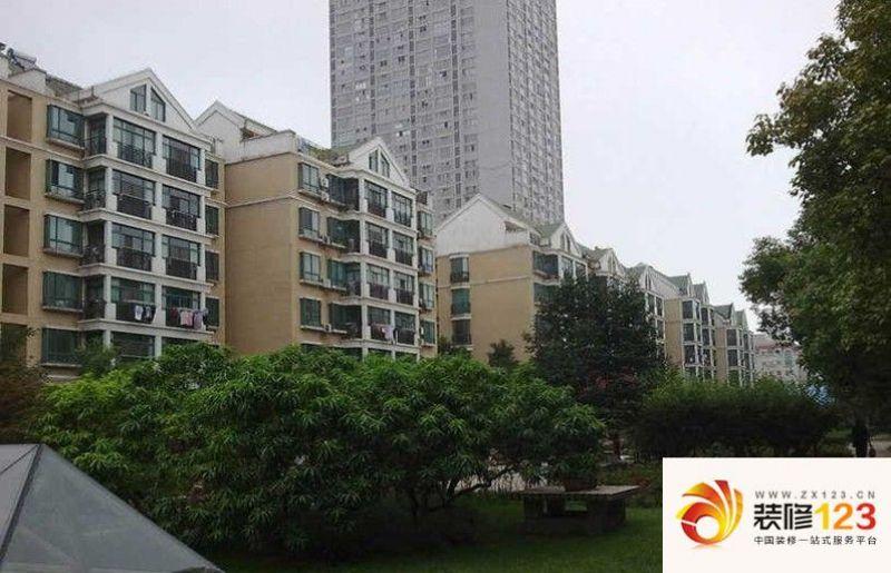 南京聚福园聚福园外景图 图片大全-我的小区-南京装修