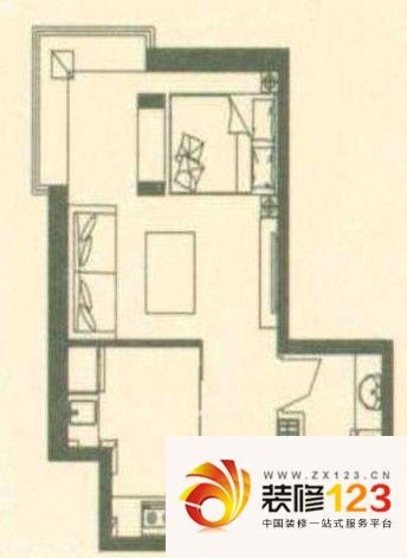 海景文苑房屋结构图