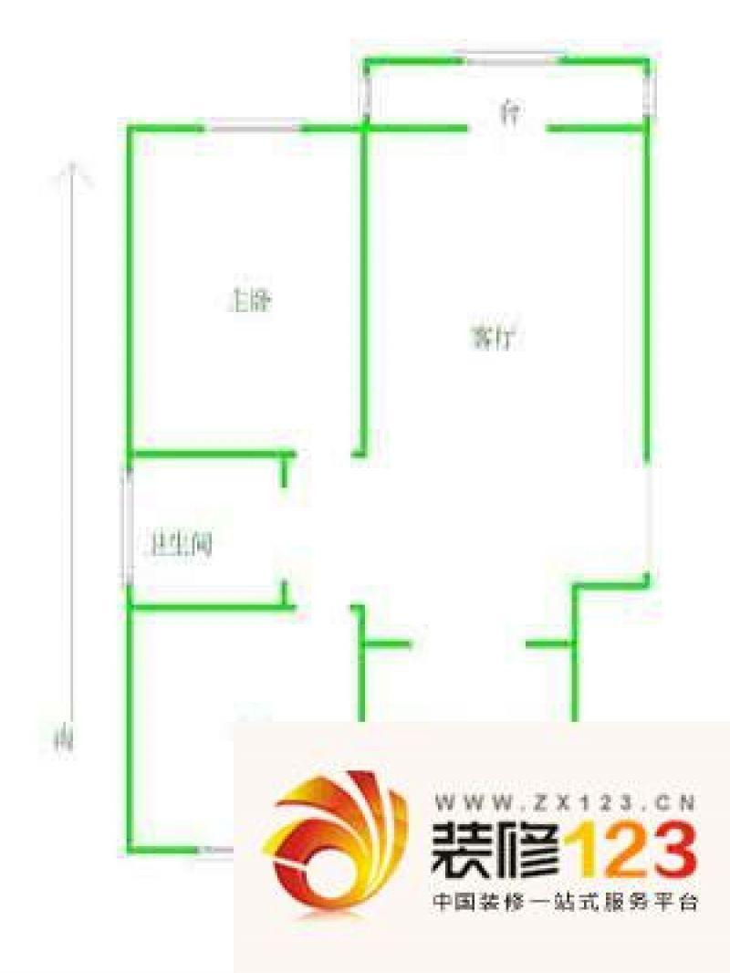 东海花园户型图1244169035370 2 .