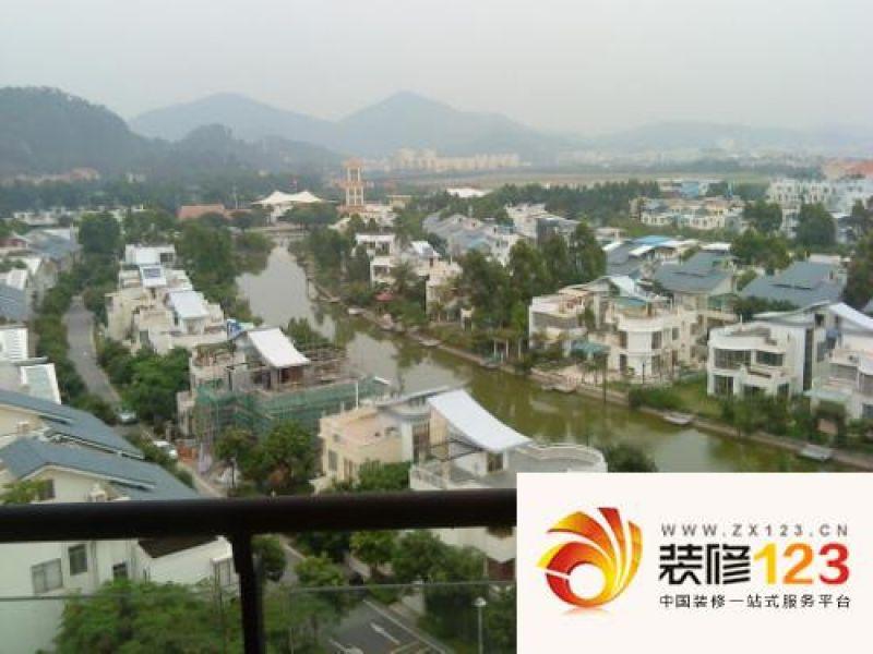 广州南沙滨海半岛南沙滨海半岛外景图 图片大全-我的