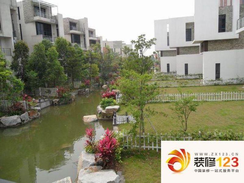 广州南沙滨海半岛别墅图片大全-我的小区-广州装修123