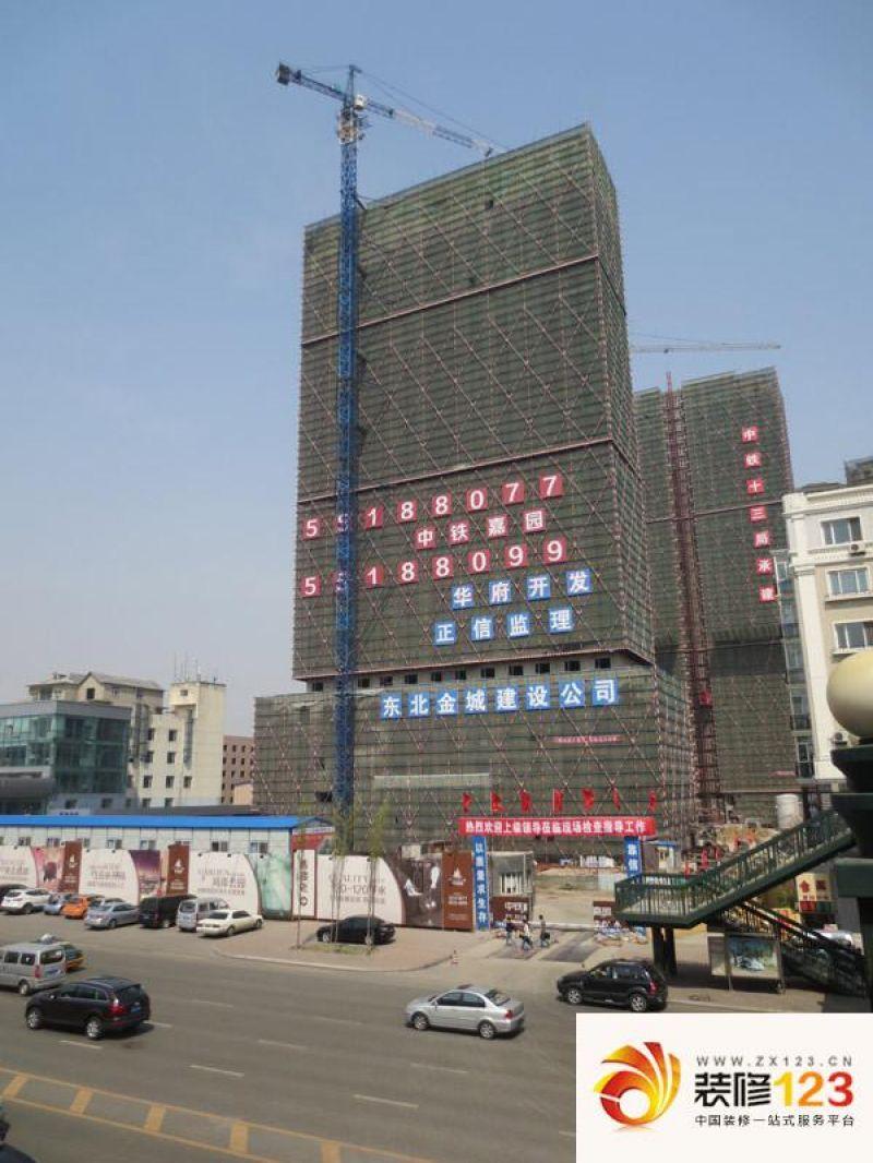 中铁十八孟文林照片