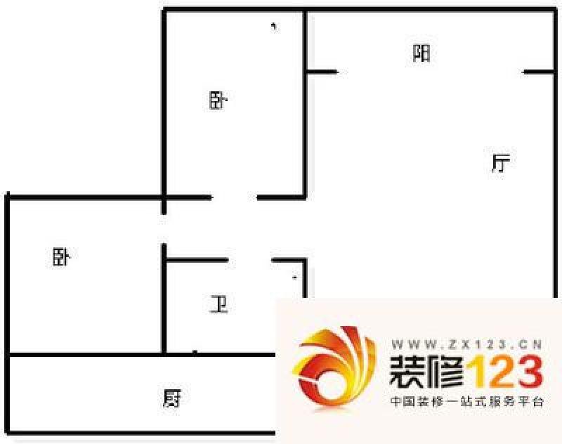 重庆畔江苑畔江苑 3室 户型图图片大全-我的小区-重庆