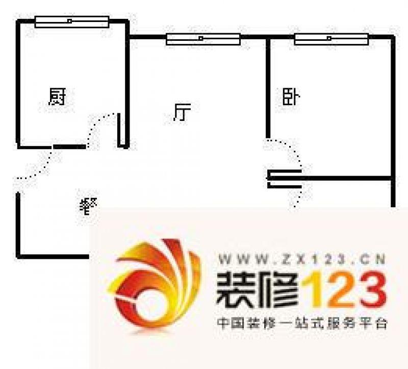 青岛顺兴路小区顺兴路小区 2室1厅 78平图片大全-我的
