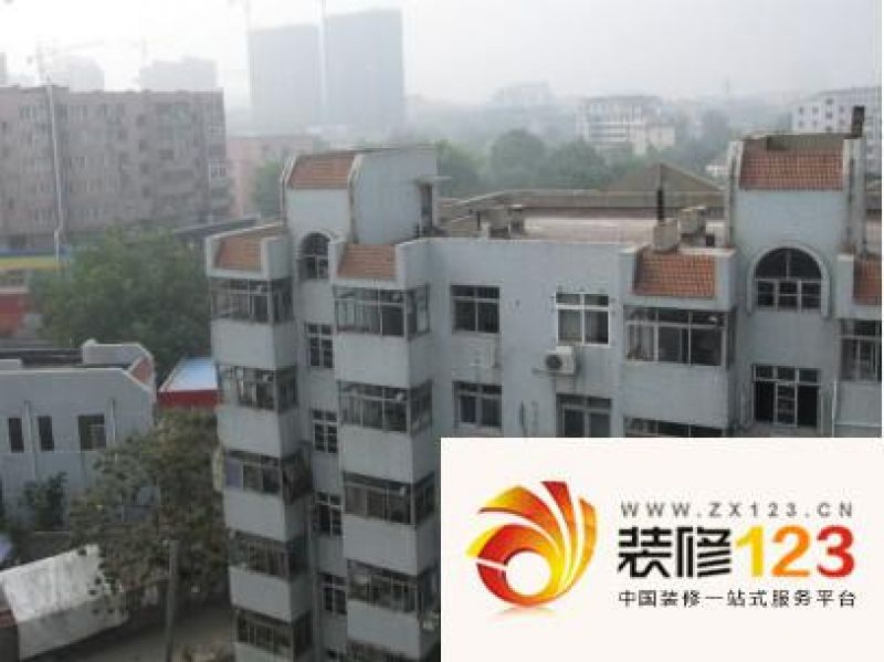 青岛杭州路小区杭州路小区外景图 图片大全-我的小区