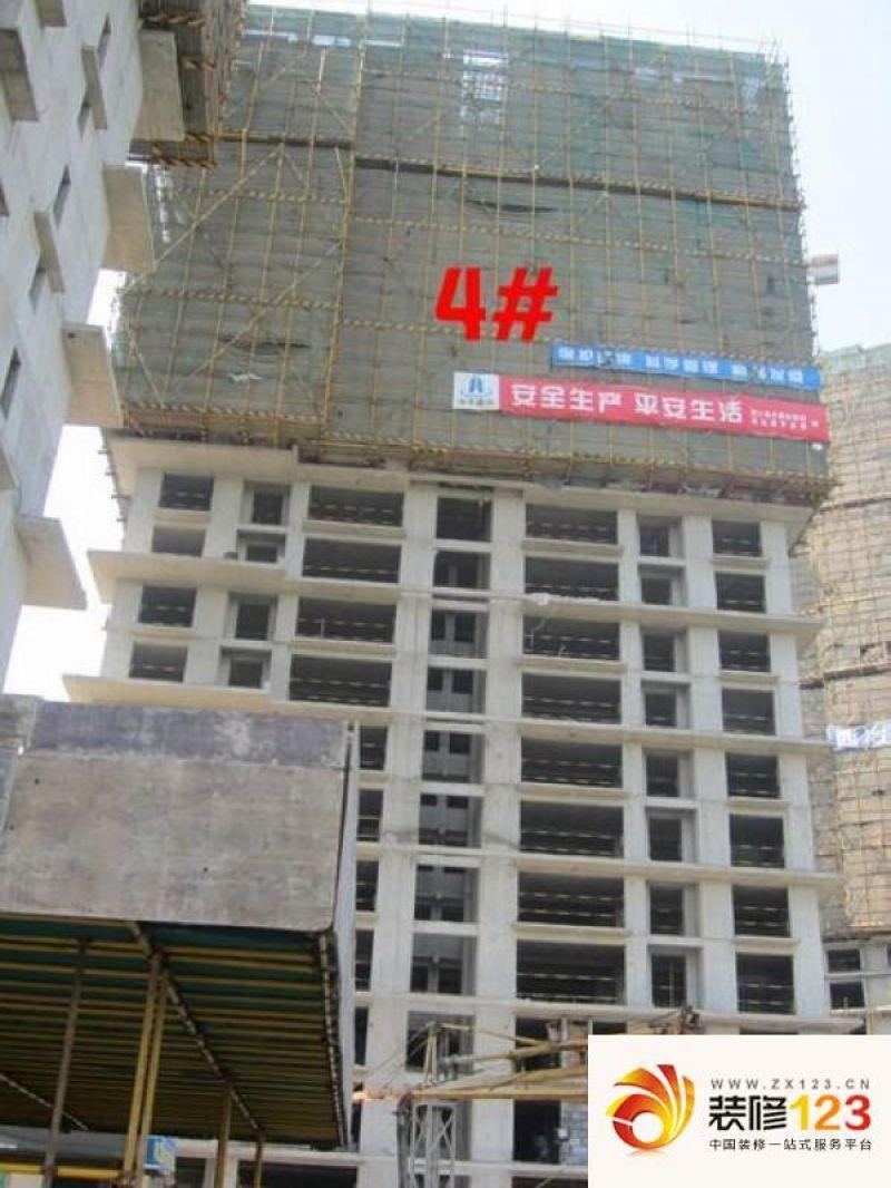 西安渭城风景渭城风景实景图工地实拍 .图片大全-我