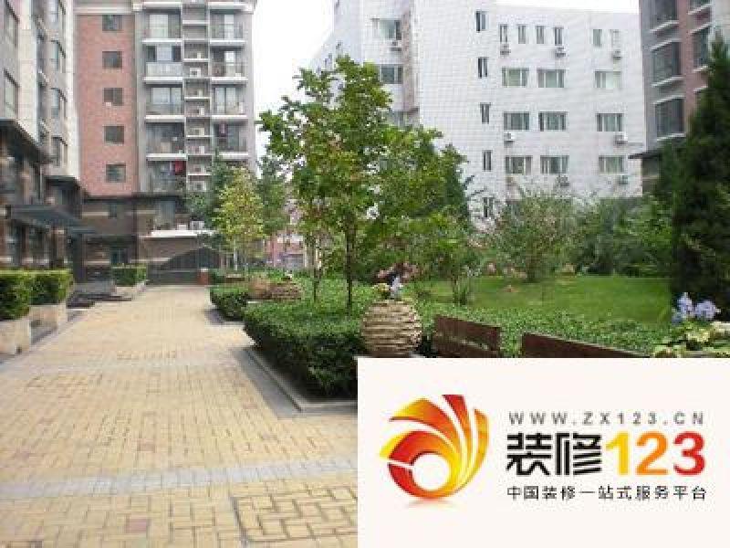北京中海凯旋中海凯旋外景图 图片大全-我的小区-北京