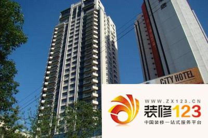上海城市一品苑城市一品苑外景图(2011.6.29) .图片