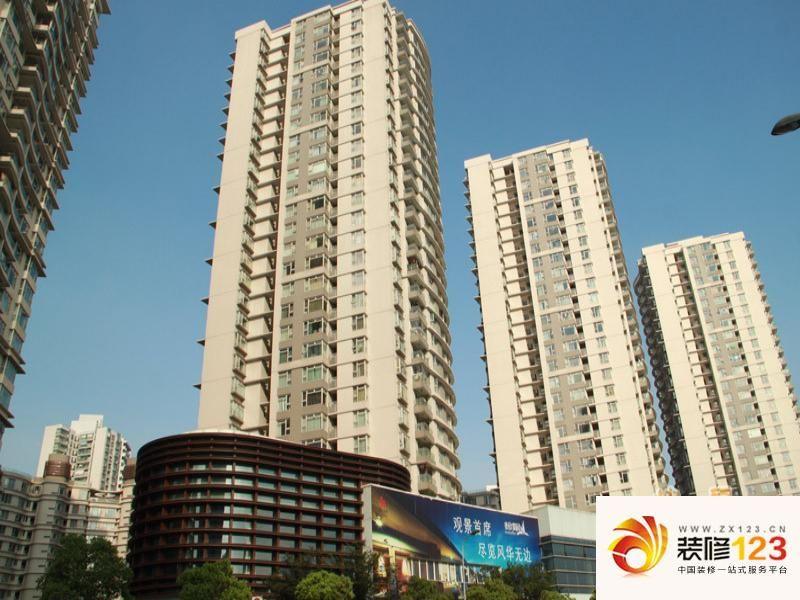 上海苏河逸品图片大全-我的小区-上海装修123网