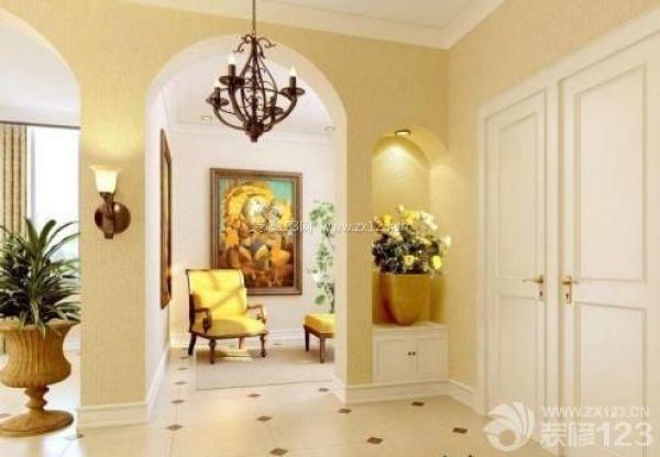门厅玄关风水布置跟屏风设置密切相关