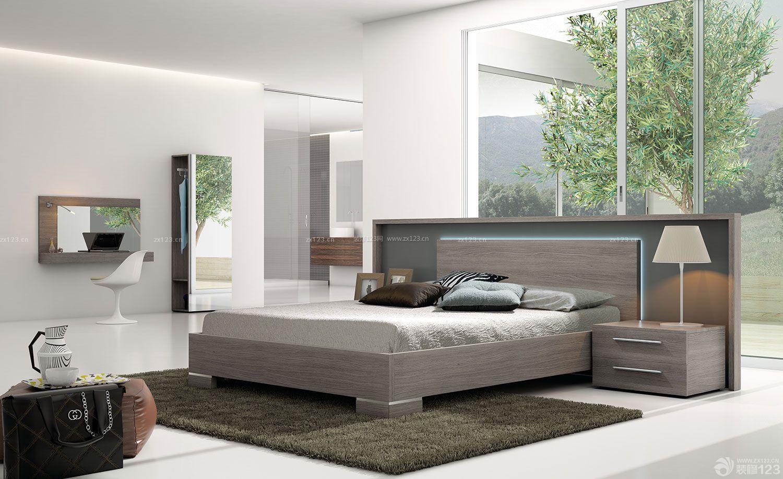 图片:2020现代简约风格床装修