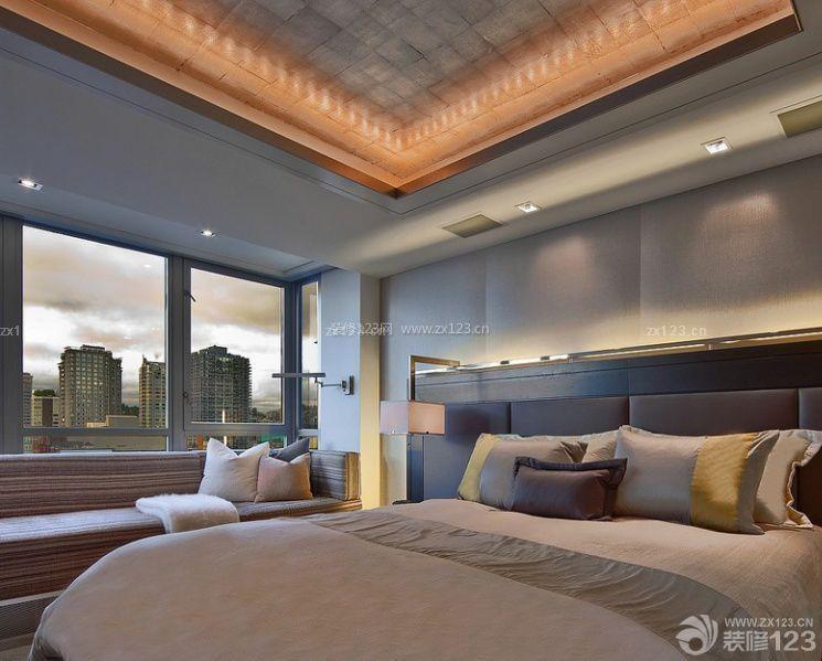 2020最新卧室大飘窗设计图片大全欣赏