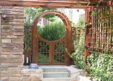 别墅大门门头设计 大门设计很重要