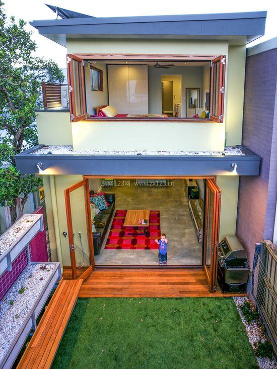 国外农村二层楼房外观设计图大赏