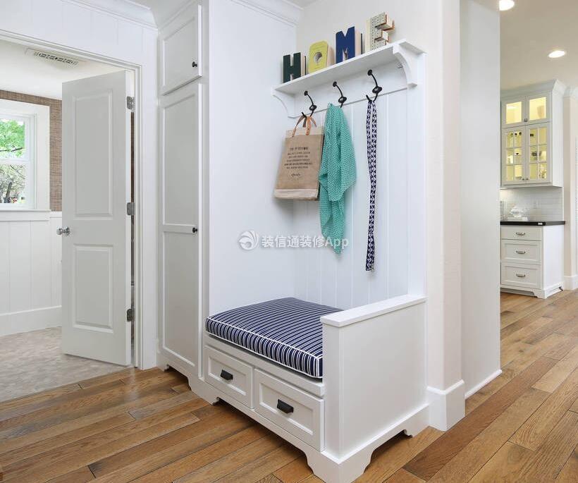 时尚欧式风格房子玄关设计造型一览