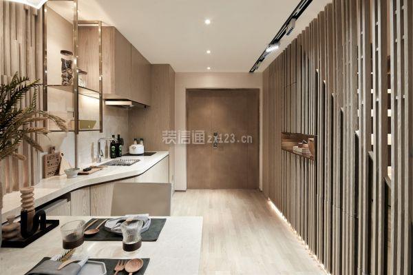 36平米小复式厨房装修效果图