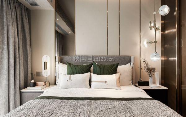 36平米小复式卧室装修效果图