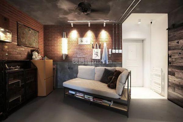 50㎡小户型客厅装修效果图