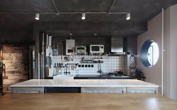 50㎡小户型厨房装修效果图